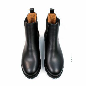 Wills Vegan Shoes Luxe Deep Tread Chelsea Boots 2