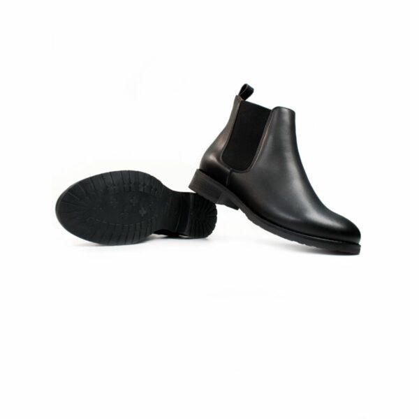 Wills Vegan Shoes Luxe Smart Chelsea Boots 2