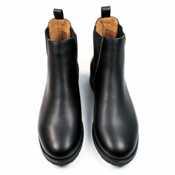Wills Vegan Shoes Luxe Smart Chelsea Boots 3