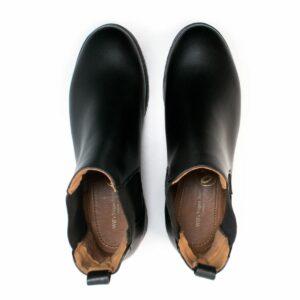 Wills Vegan Shoes Luxe Smart Chelsea Boots 4