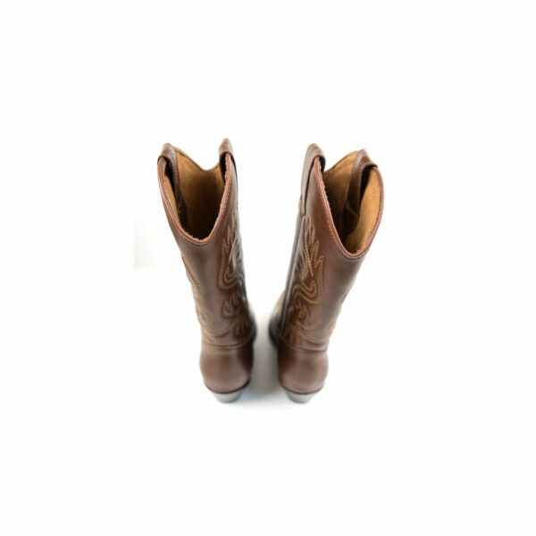 Wills Vegan Shoes Western Boots Dames 1