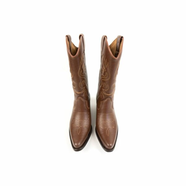 Wills Vegan Shoes Western Boots Dames 2