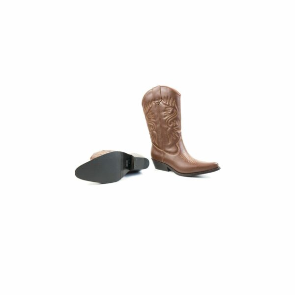 Wills Vegan Shoes Western Boots Dames 3