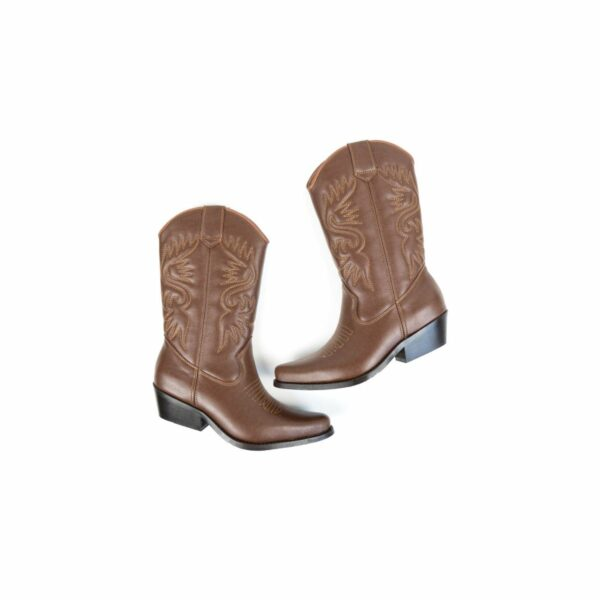 Wills Vegan Shoes Western Boots Dames 5