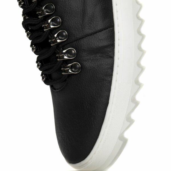 Wills Vegan Shoes Amber Pinatex Sneakers 4