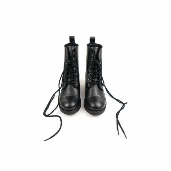 Wills Vegan Shoes Aviator 2 Boots Zwart 1