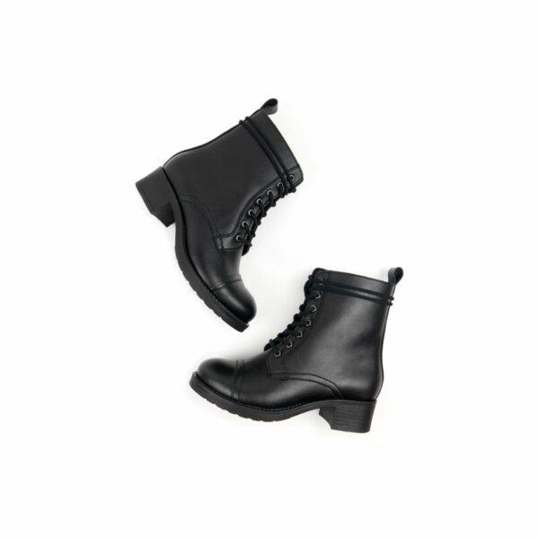 Wills Vegan Shoes Aviator 2 Boots Zwart 2