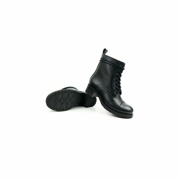 Wills Vegan Shoes Aviator 2 Boots Zwart 3