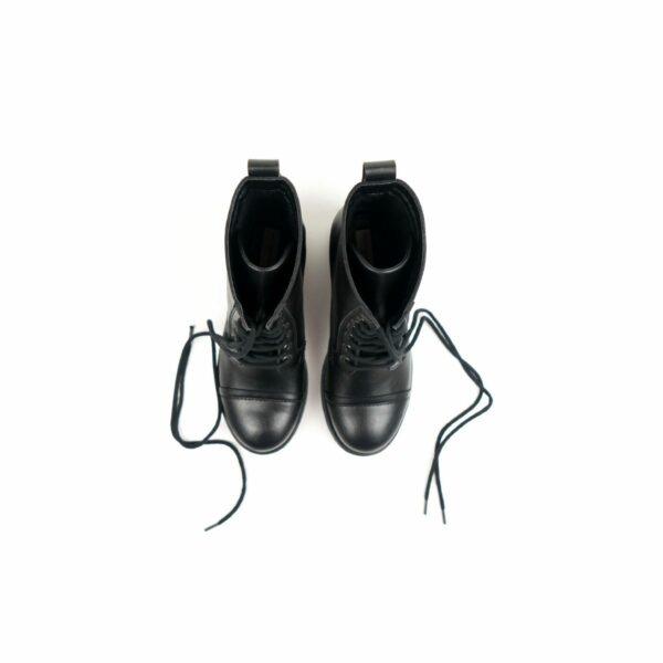 Wills Vegan Shoes Aviator 2 Boots Zwart 4