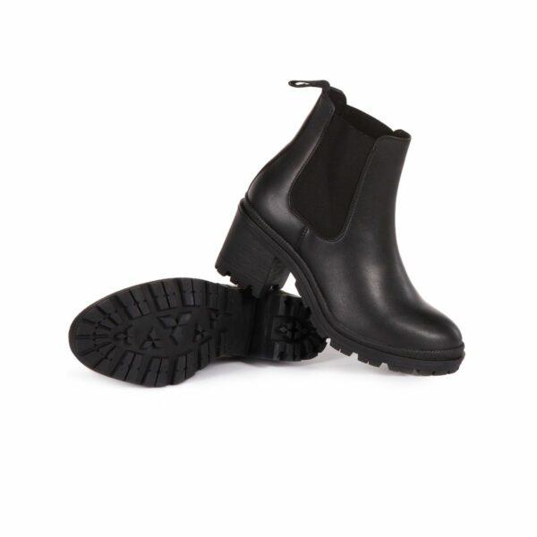 Wills Vegan Shoes Dames Track Sole Booties 2