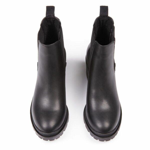 Wills Vegan Shoes Dames Track Sole Booties 3