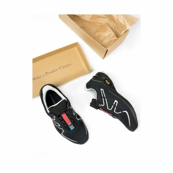 Wills Vegan Shoes Unisex Oakes Cross Running Trainers 2