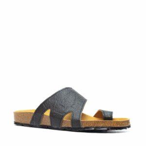 nae daros zwart sandalen pinatex unisex 3
