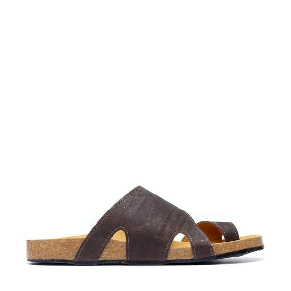 Nae Vegan Shoes Daros Cork Unisex Bruin Sandalen 1