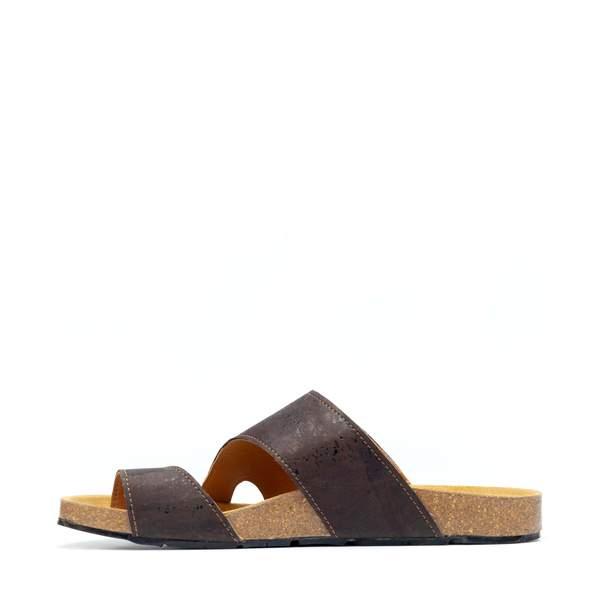 Nae Vegan Shoes Daros Cork Unisex Bruin Sandalen 3