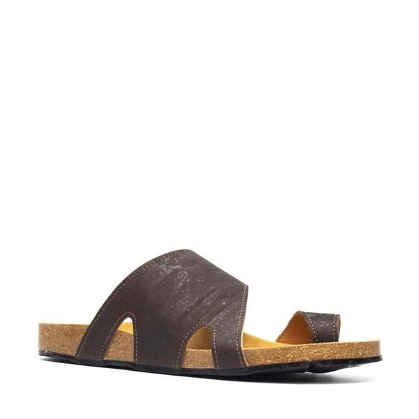 Nae Vegan Shoes Daros Cork Unisex Bruin Sandalen 4
