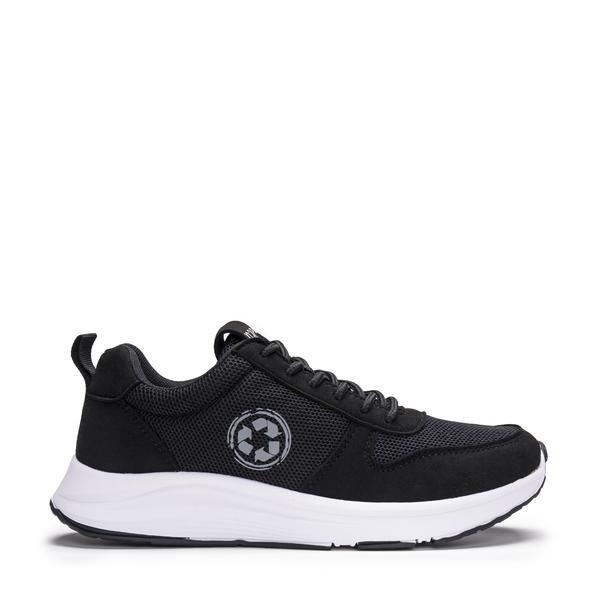 NAE Jordan Black Unisex Sneakers 1