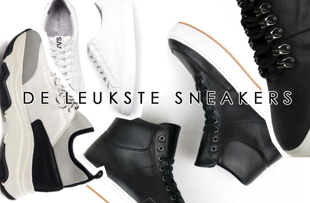 de leukste sneakers
