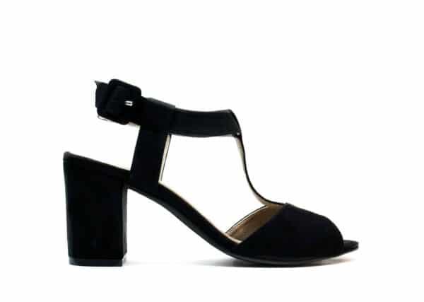 Nae Vegan Shoes Sandalen Kamila Black 1