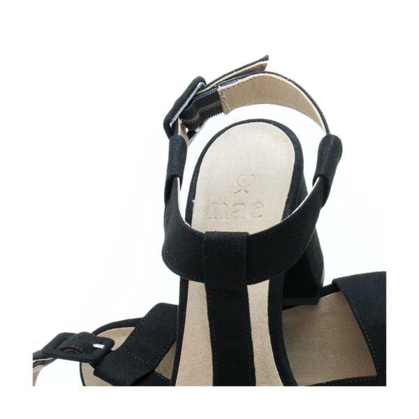Nae Vegan Shoes Sandalen Kamila Black 2